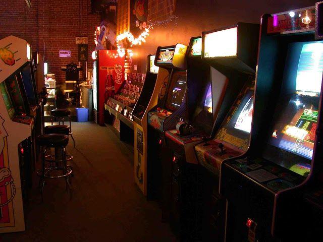 Omnibot-Retro gaming: Η ιστορία των arcades