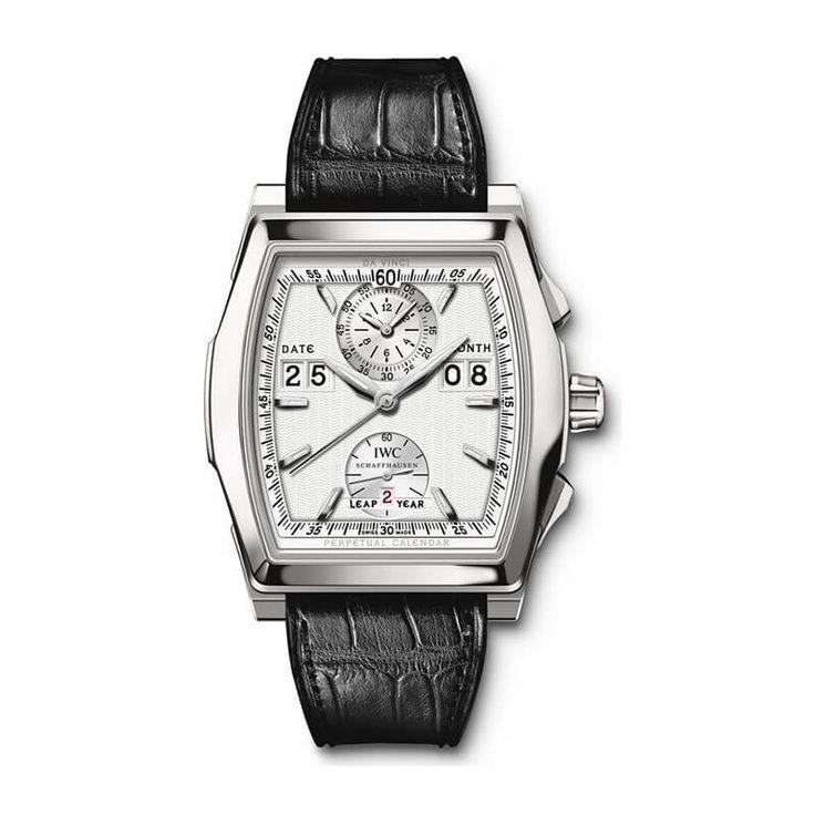 IWC Da Vinci Chronograph IW375803 Replica watch, iwc aquatimer automatic replica.