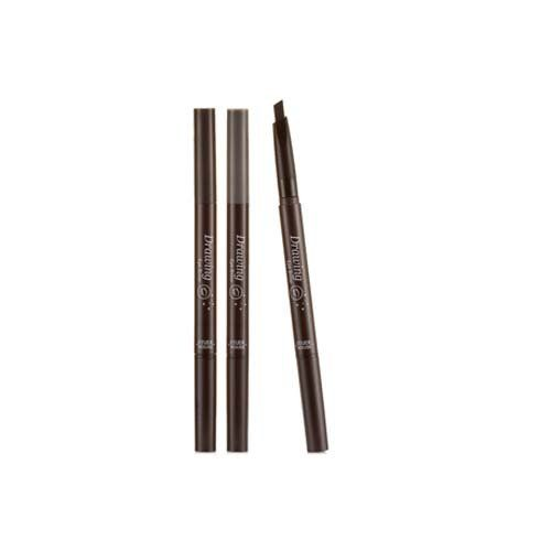 Etude House Drawing Eye Brow Pencil x 3PCS 02 Grey Brown * Check out this great product.