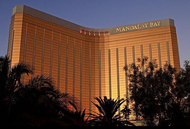 The Mandalay Bay Convention Center 3950 Las Vegas Blvd