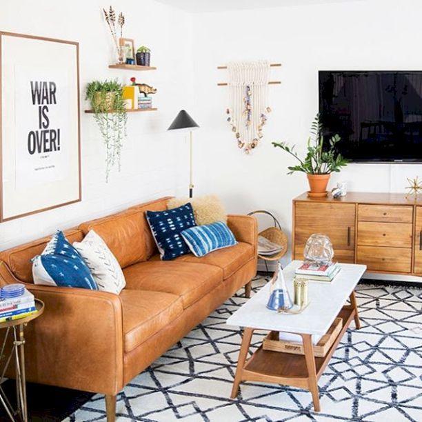 55 amazing mid century modern living room design ideas