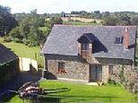 French holiday properties in Chateaubriant, Pays de la Loire - Loire Atlantique, France FR4539
