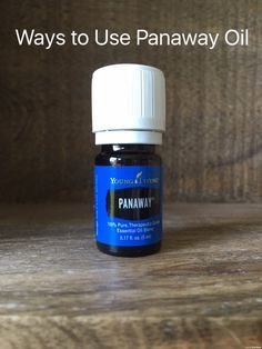 Like to workout?  Combine Panaway essential oil with Epsom salts, and add it to warm water for a relaxing bath after a good workout.  Check out other ways to use Panaway oil.