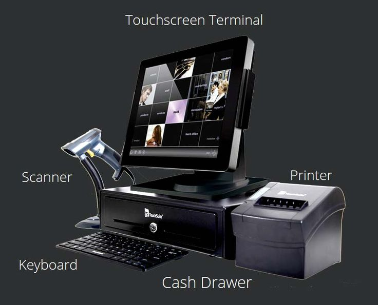 TouchSuite Salon Elite Point of Sale System