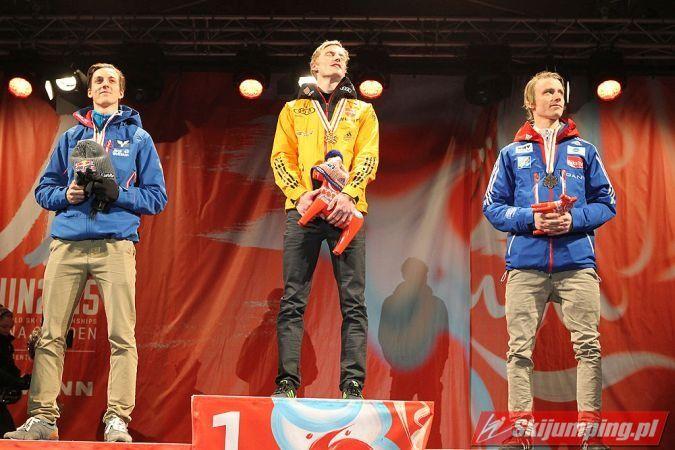 024 Gregor Schlierenzauer, Severin Freund, Rune Velta