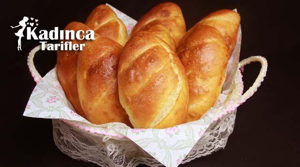 Küçük Somun Ekmeği Tarifi | Kadınca Tarifler | Kolay ve Nefis Yemek Tarifleri Sitesi - Oktay Usta