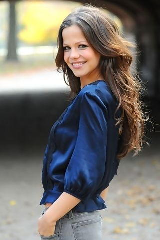 Tammin Sursok - love her hair