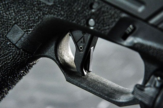 Anyone tried a flat/straight trigger in a Glock? - Glock Accessories & Gear