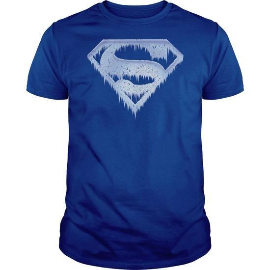 Superman Ice And Snow Logo T Shirts, Hoodie. Shopping Online Now ==► https://www.sunfrog.com/Geek-Tech/Superman-Ice-And-Snow-Logo.html?41382