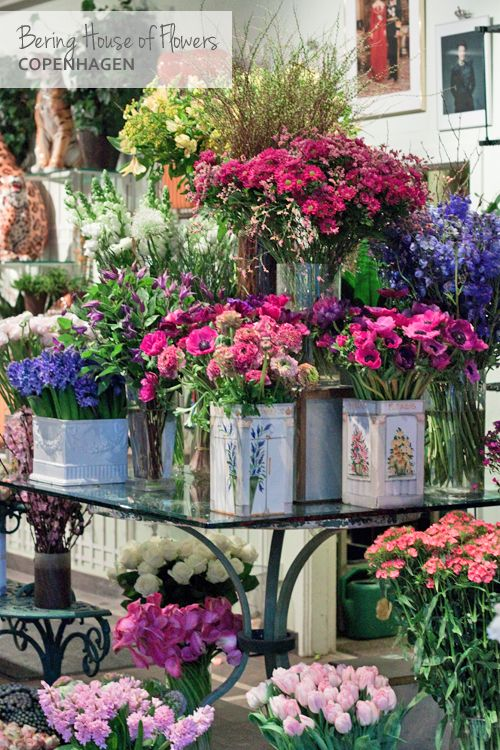 Post Title: A visit to a beautiful Danish florist shop…Bering House of Flowers in Copenhagen Post URL: http://flowerona.com/2014/03/a-visit-to-a-beautiful-danish-florist-shop-bering-house-of-flowers-in-copenhagen/