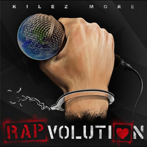Rapvolution Cover | von Kilez More