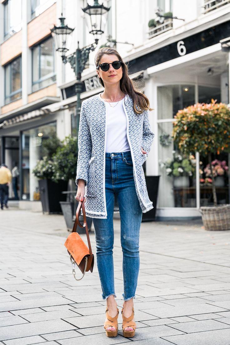 Welcher Zara Fan kennt ihn nicht? Der Mantel, der einen eigenen Instagram Account hat, nämlich That Coat! Das Jäckchen im Chanel Stil...