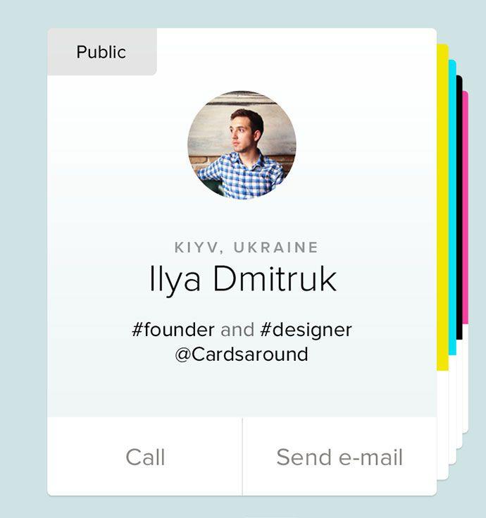 30 Brilliant Examples Of UI Cards | Web & Graphic Design | Bashooka