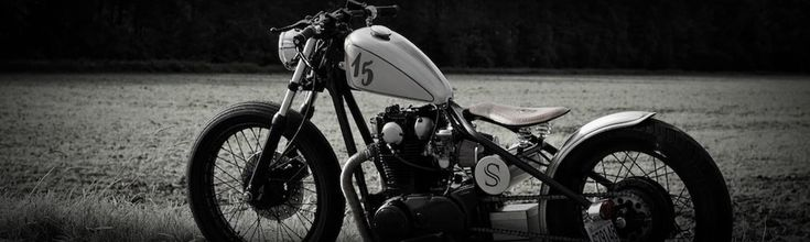 XS650 Chopper & Bobber Parts | Hardtail Frame Kits | Forward Controls & More.