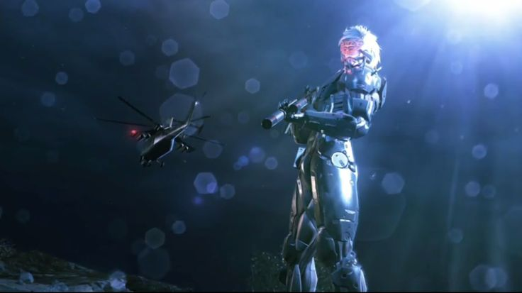 Raiden in MGS V Ground Zeroes Will Be an Xbox One Exclusive