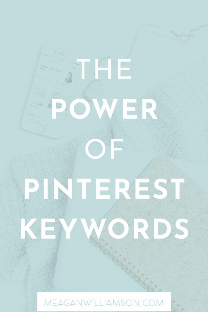 Pinterest Seo How To Use Pinterest Keywords Online Business