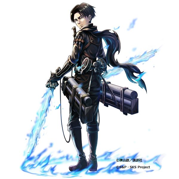 Corporal Levi || Is this RPG!AU!Levi?? :D ||| I remember one of RPG AU of Levi x Eren in AO3. Good fic too. Please read them. It is interesting! It's a SAO-remake Universe.