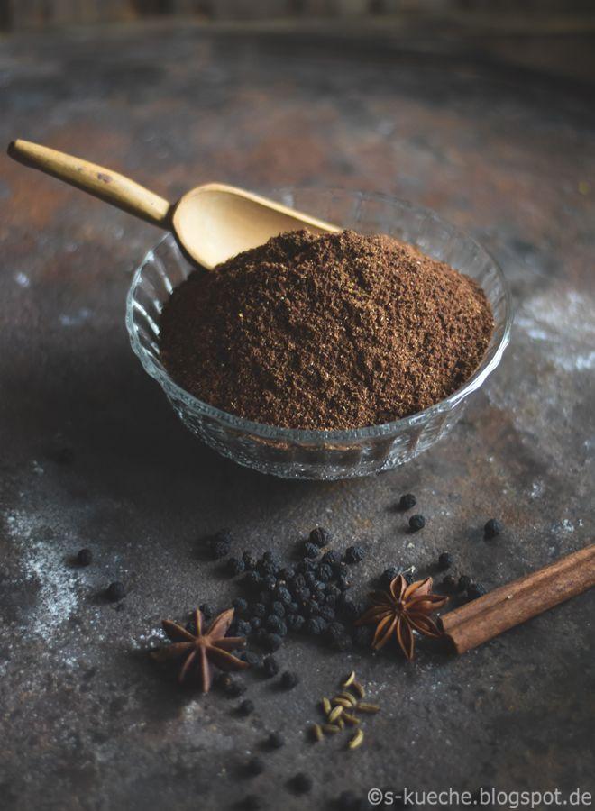 Masala Chai - Chai Gewürzmischung nach Christian Hümbs - Für Getränke, Desserts, Kuchen, Eis und mehr
