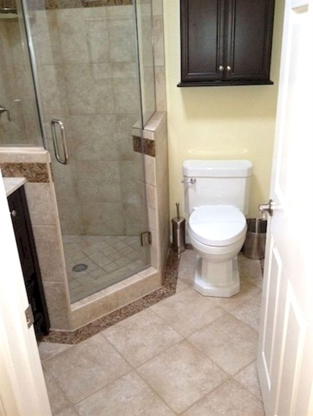 Best small bathroom remodel ideas on a budget (14) #RemodelingTips