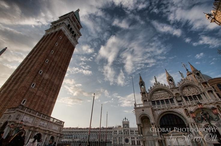 San Marco at dusk