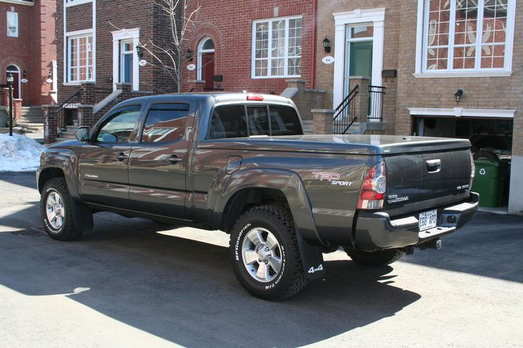 Double Cab, Long Bed Lifted Longer bed, Toyota