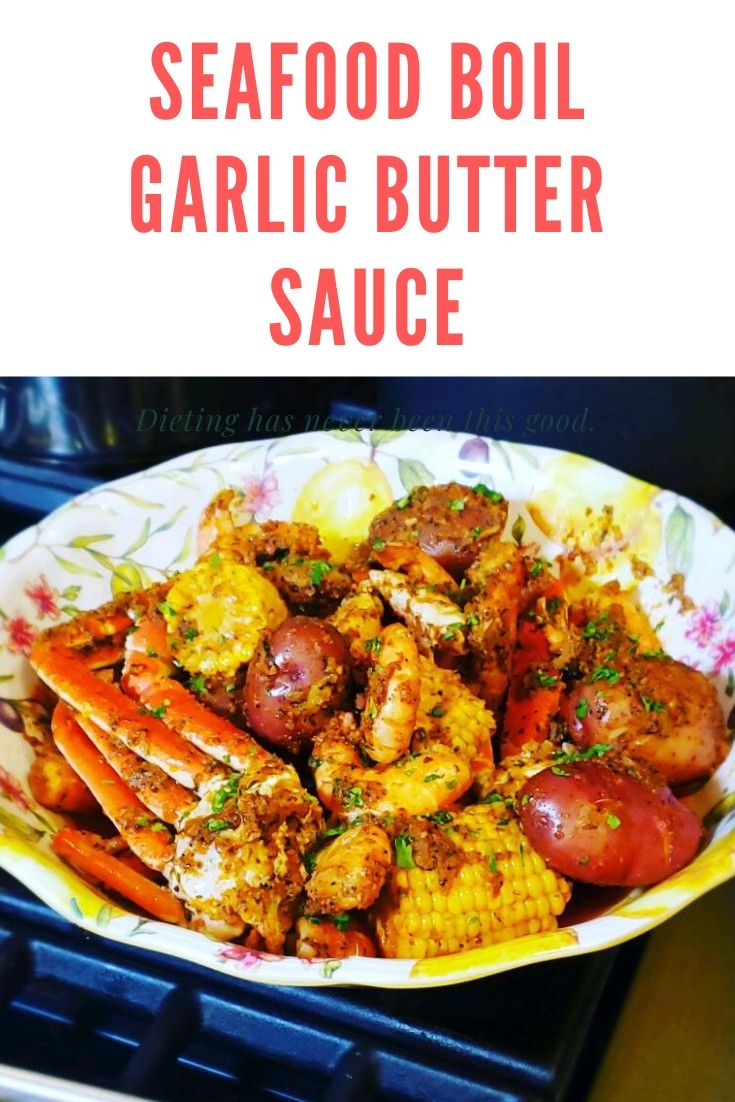 Seafood Boil Garlic Butter Sauce Seafood Boil Recipes Crab Legs Recipe Seafood Sauce Recipe