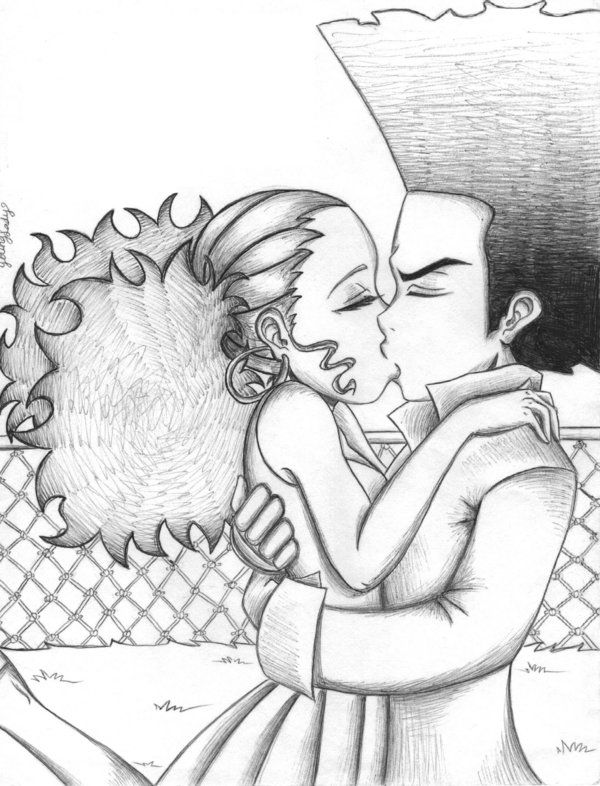 huey and jazmine relationship problems