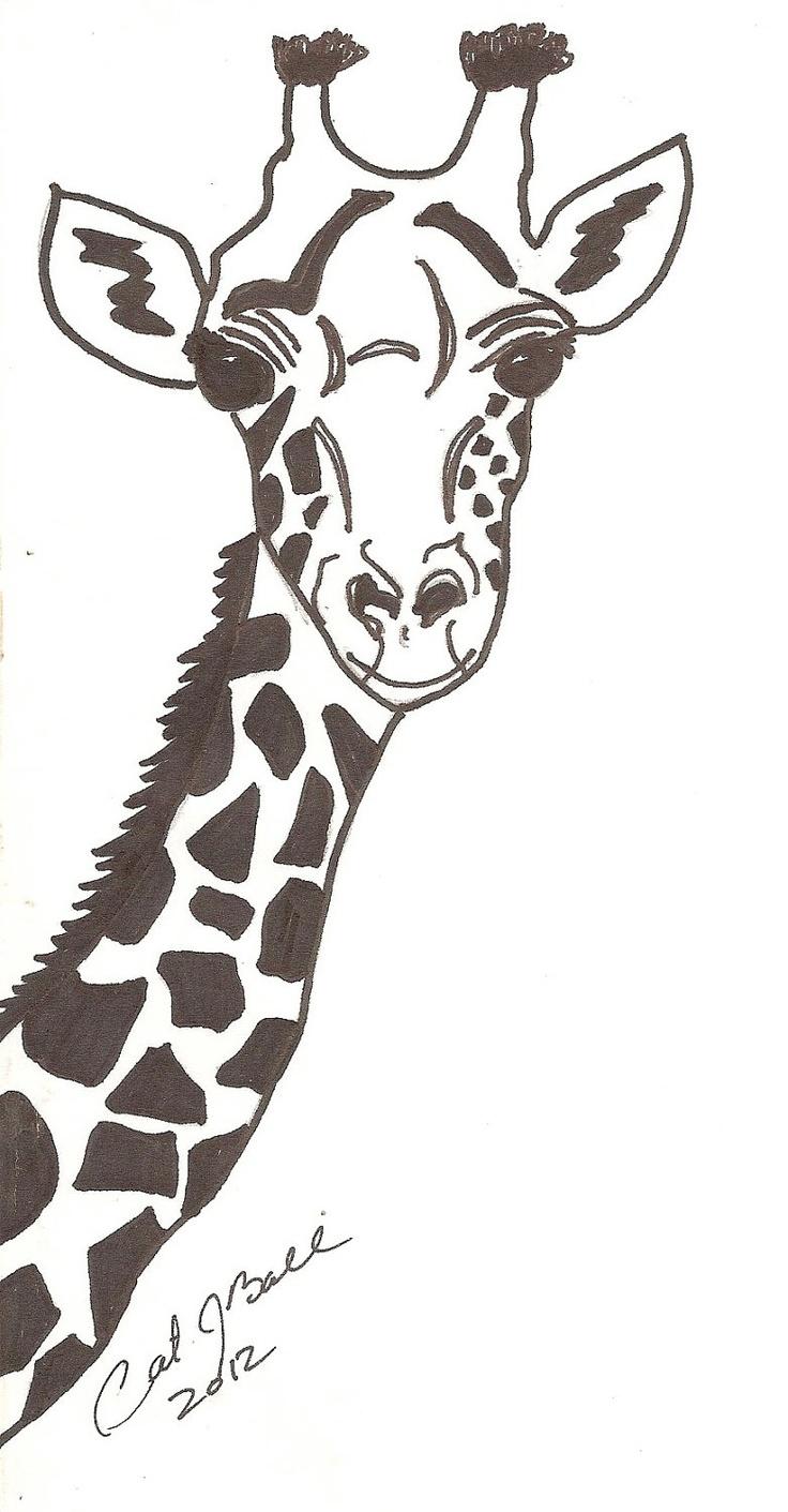 best 25 giraffe silhouette ideas on pinterest giraffes