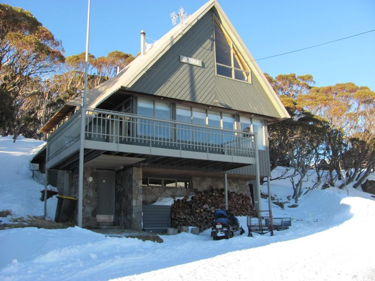 Perisher Village in New South Wales