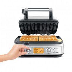 Breville Smart Waffle™ 4 Slice Waffle Maker,BREBWM620X