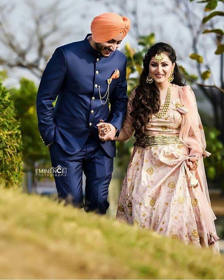 Turn Around Wedding Song: 25+ Best Ideas About Punjabi Couple On Pinterest