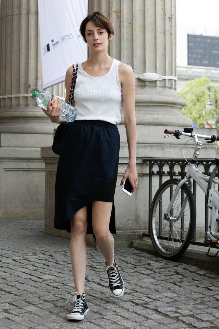 ヒップスターのカジュアルコーデが光る 2017年春夏ベルリン・ファッション・ウイーク ストリートスナップ | WWD JAPAN.com