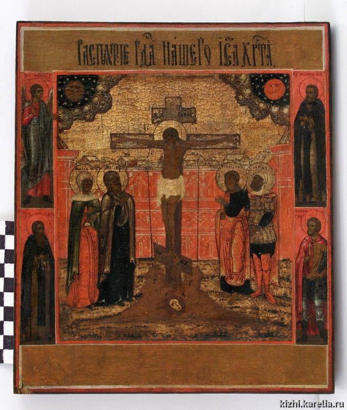 Лекарь ликов божественных | Кижский журнал |           Музей-заповедник «Кижи»