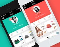 Fashion Network iOS App