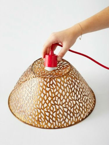 These Diy Pendant Lights Will Bowl You Over Diy Pendant