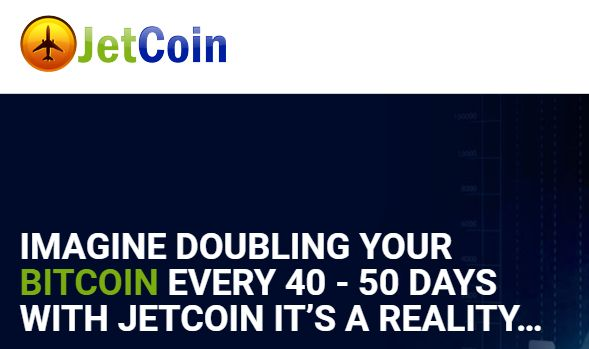 JetCoin has not provided any background information. If you go to the official company website, you will not be able to find any information. . .