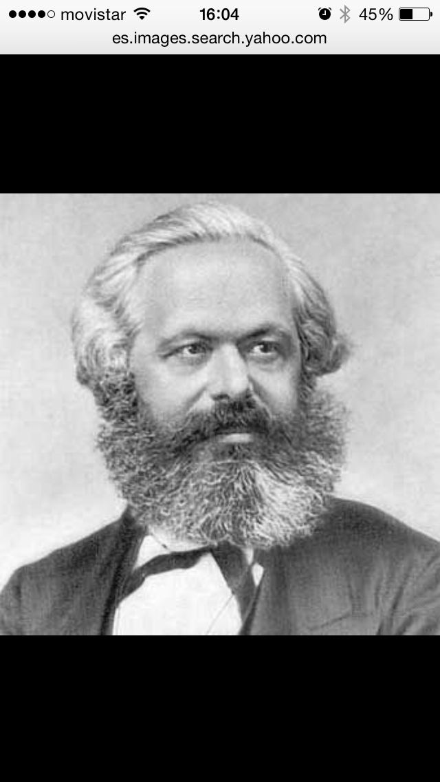 a biography of karl marx a social philosopher The social philosophy of karl marx 5 nothing of the effect, if any, of  marx's family background upon the formation of his personality now, it is of  course.