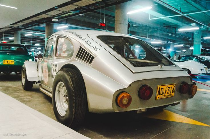 Exploring The History Of Motorsport In Colombia With Club Los Tortugas • Petrolicious