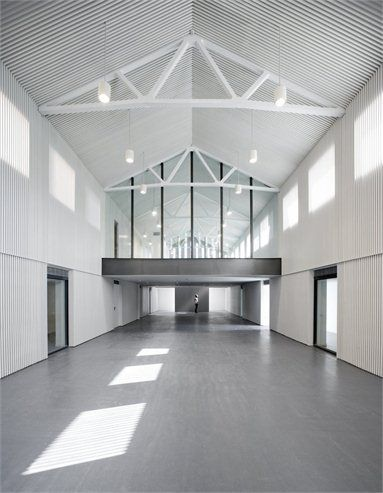 Ferreries Cultural Centre - Next Landmark Contest 2012 - First Work Mention - Tortosa, Spagna - 2010 - Arquitecturia