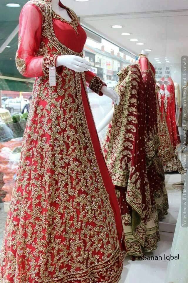 Gorgeous being indian pinterest desi pakistani for Bride groom dresses for indian wedding