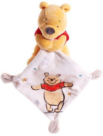 Doudou 'Winnie' de 'Disney'                                                                                         winnie Bébé garçon