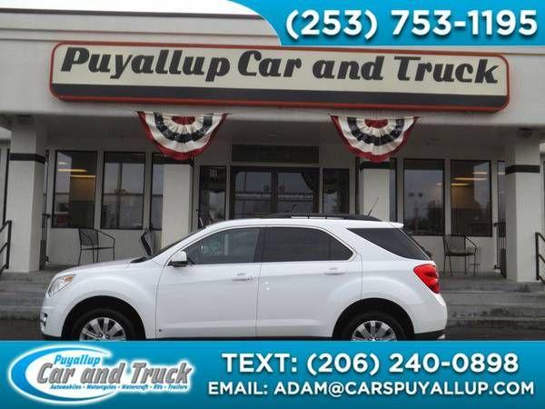 2010 Chevrolet Equinox LT AWD 2CNFLNEY6A6218512