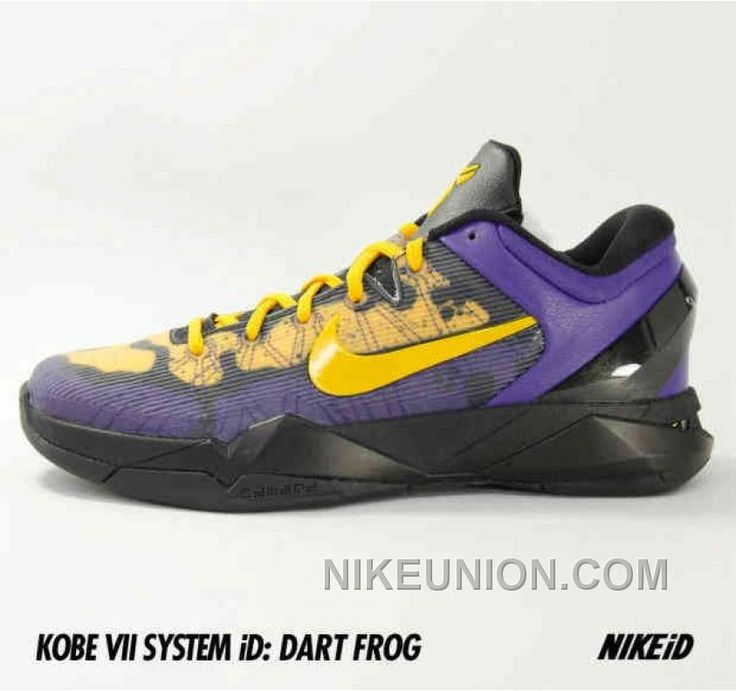"http://www.nikeunion.com/kobe-7-shoes-for-sale-poison-dart-frog-black-yellowpurple-authentic.html KOBE 7 SHOES FOR SALE ""POISON DART FROG"" BLACK YELLOW-PURPLE AUTHENTIC Only $65.91 , Free Shipping!"