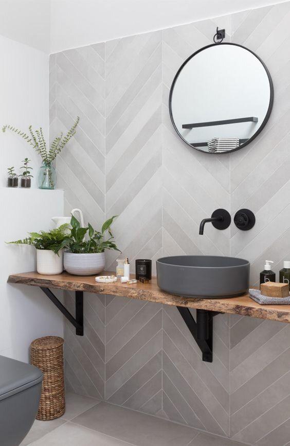 40 Beautiful Minimalist Bathroom Ideas and Designs ...