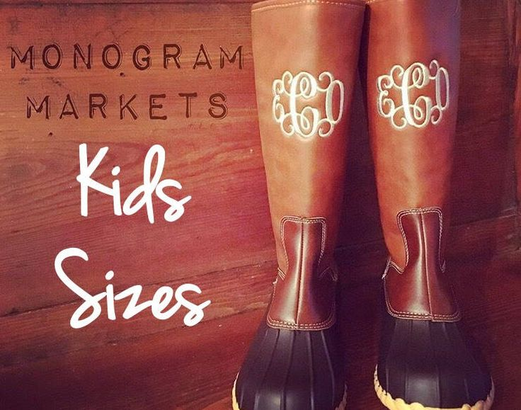 Kids Duck Boots Now available