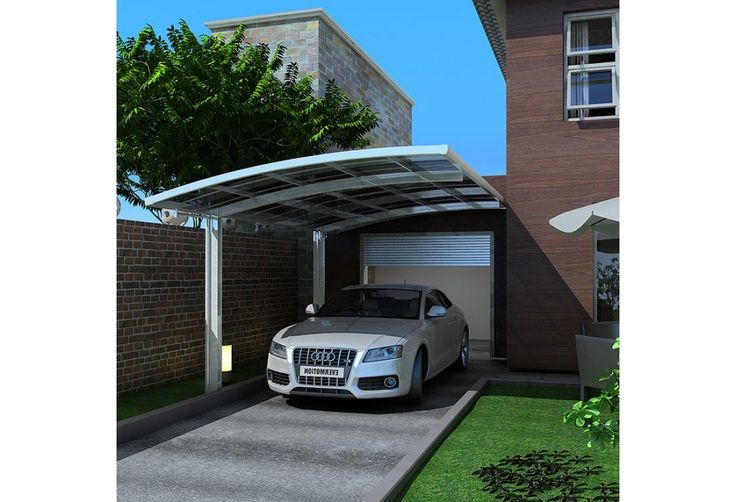 Single carport carport, car canopy carports cantilever 5.5m4m3m ...