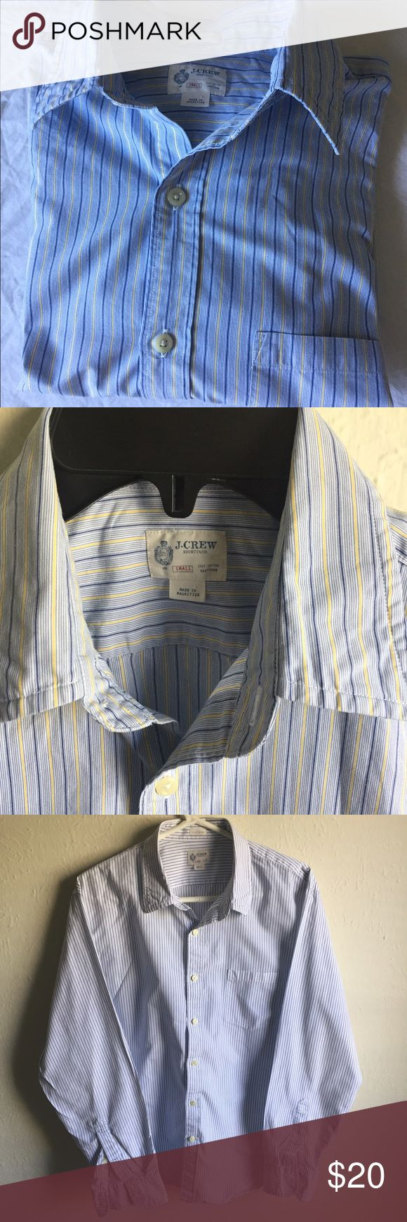Trendy J.Crew shirt Size small shirt. Gently used with no defects. Great for casual wear J. Crew Shirts Casual Button Down Shirts