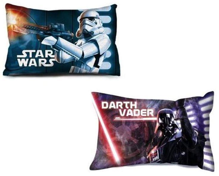 Der Spielzeugtester hat das BETA SERVICE EL51183 – Star Wars Kissen 2 Motive, … – Spielzeugtester