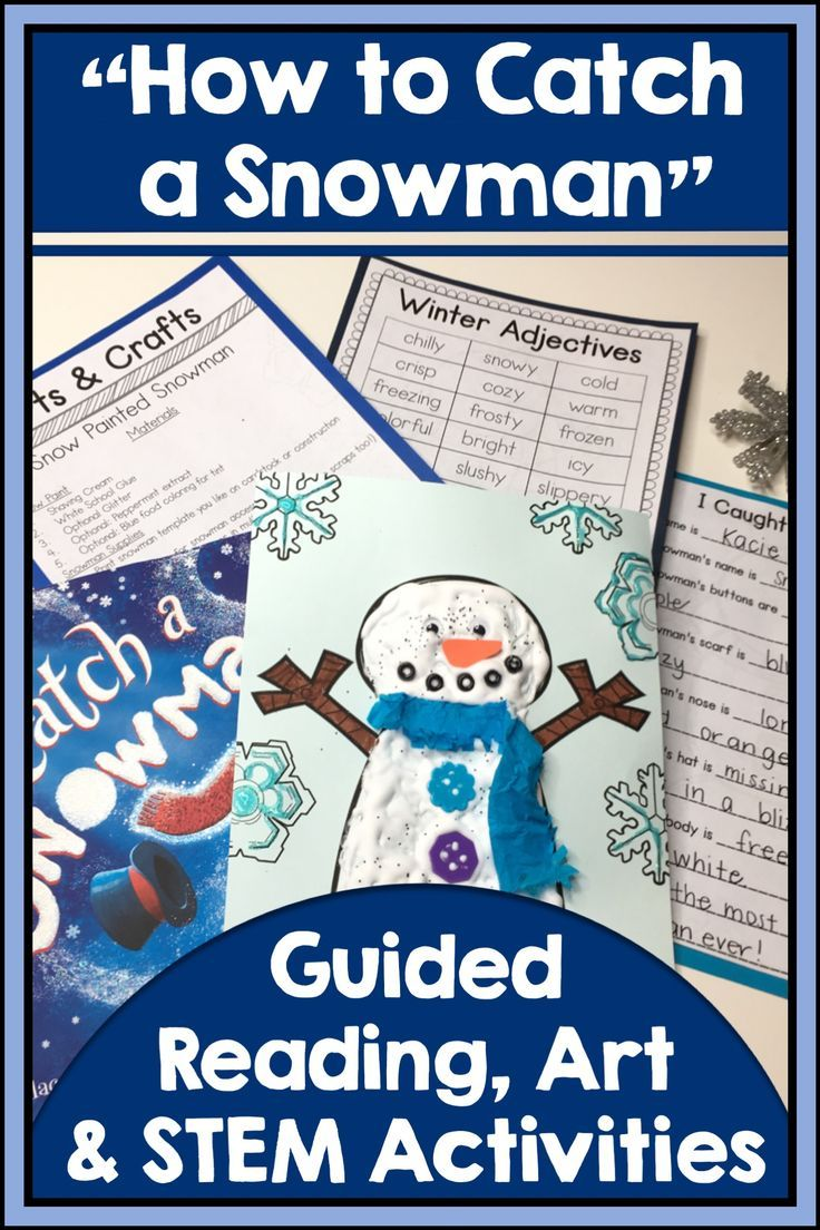 Engage Students With Winter Themed Stem Challenge Building Snowman Traps Targeted Guided Reading Activities Guided Reading Snowmen Activities Reading Workshop Guided reading activities for winter
