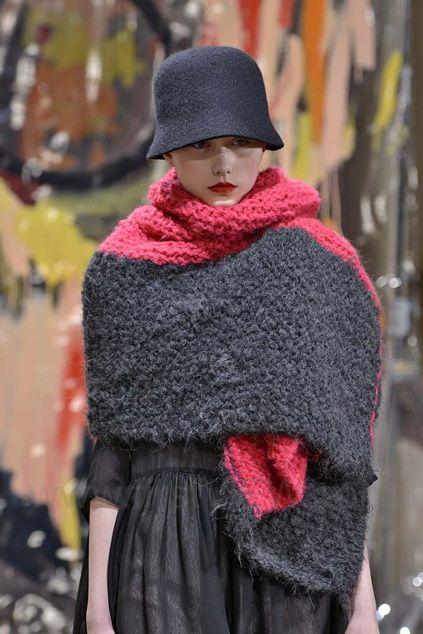 Daniela Gregis - Ready-to-Wear - Runway Collection - Women Fall / Winter 2015